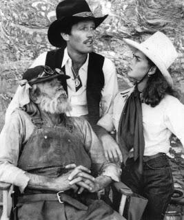 Henry Fonda, Peter Fonda e Brooke Shields