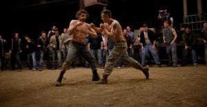 Rodney participando de uma das várias brigas nas quais se mete.