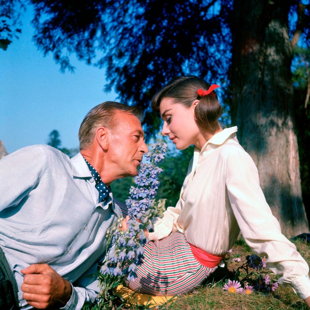 Love in the Afternoon (1957) - Audrey Hepburn, Gary Cooper