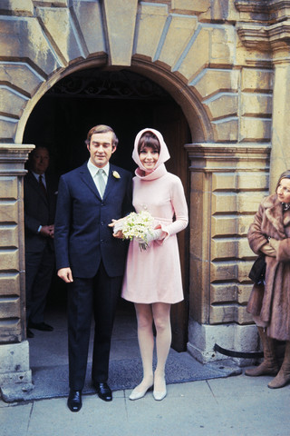 Com o segundo marido, Andrea Dotti