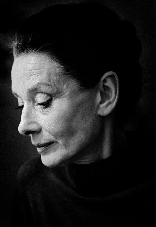ZZ Audrey Hepburn - Vincent Mentzel 1988