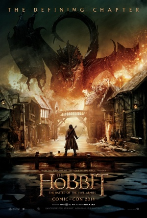 The Hobbit The Battle of the Five Armies (2)