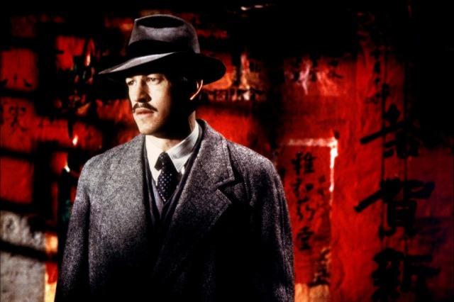 Frederic Forrest como Hammett