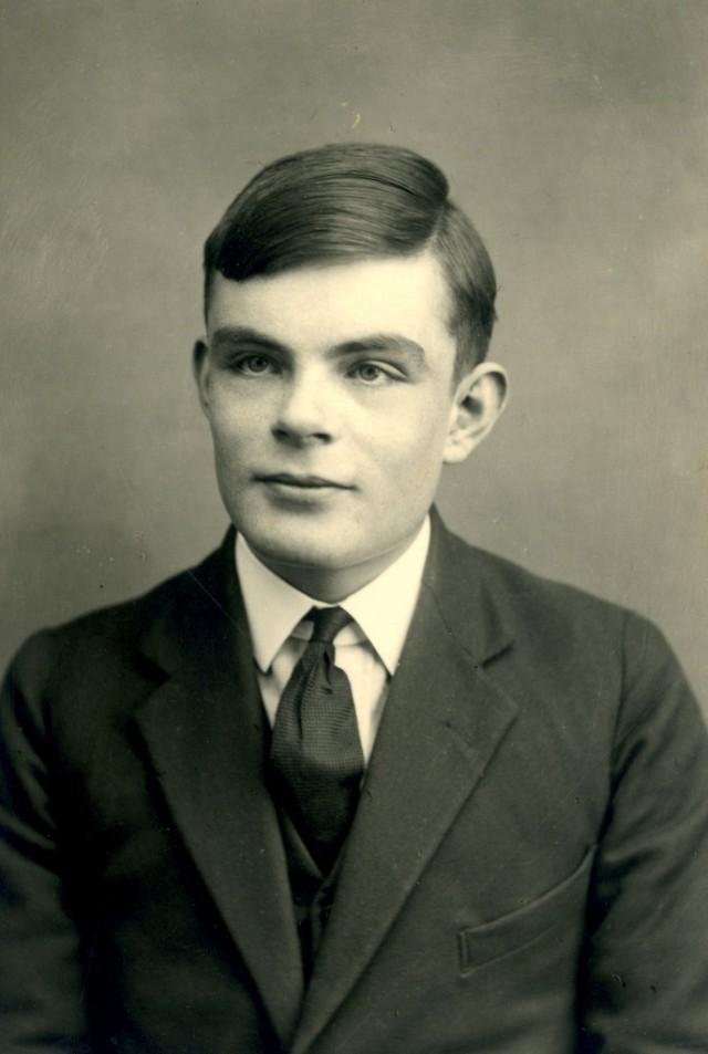 O verdadeiro Alan Turing