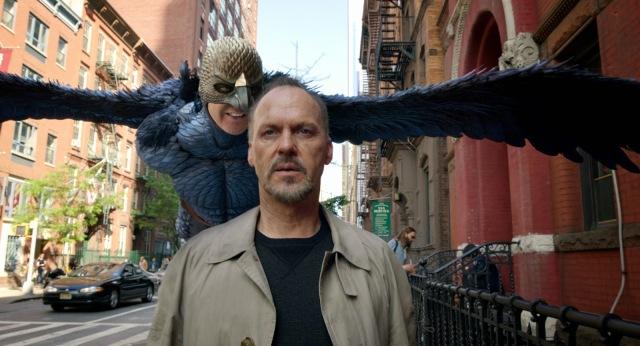Birdman fala com Riggan