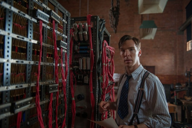 "Turing (Cumberbatch) e ""Christopher."